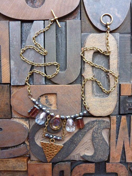 Winter's Bride Necklace