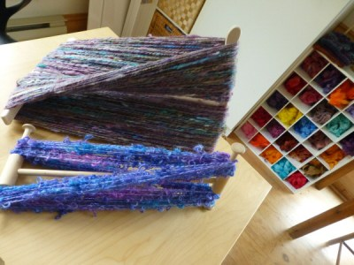 Spinning Accessories: Ashford Niddy Noddy Jumbo