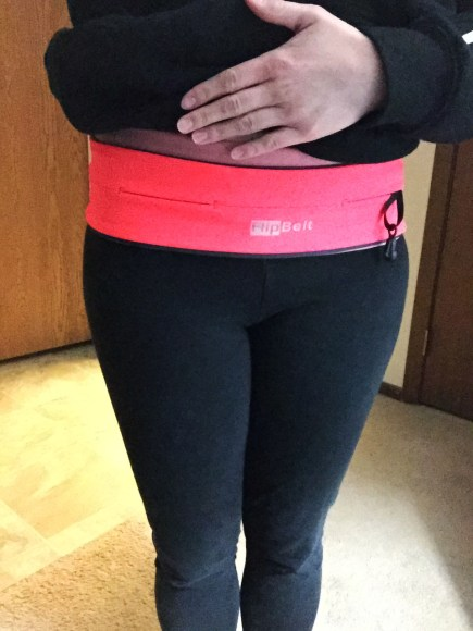 Review: FlipBelt – Fitness Running Belt for Phones & Accessories