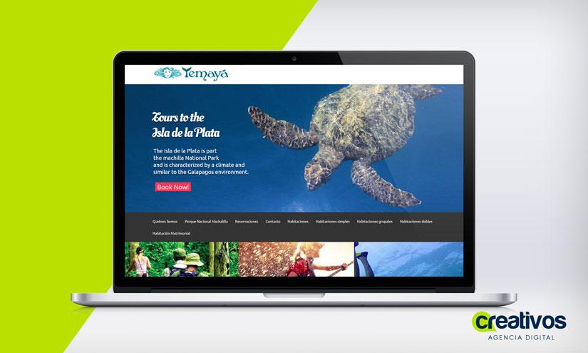 pagina-web-en-manta-hostalyemaya
