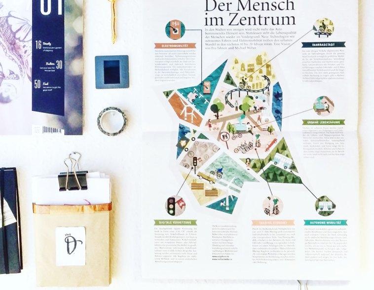 """Infografik """"Der Mensch im Zentrum"""" von Eva Jahnen und Michael Weber"""