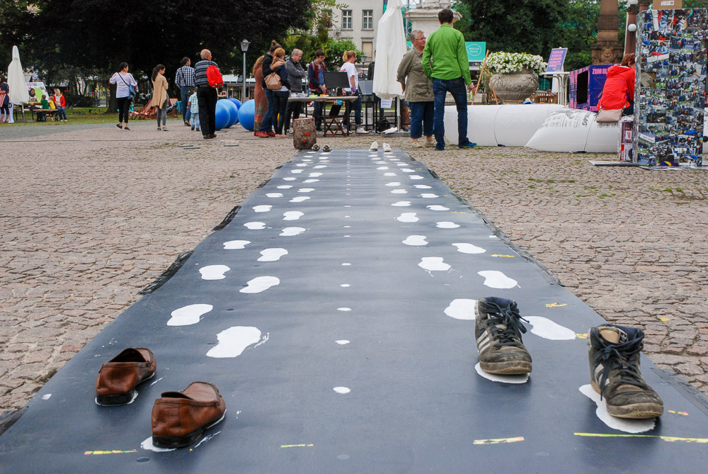 Refugee Solidarity Wiesbaden Ubuntu Passion Art