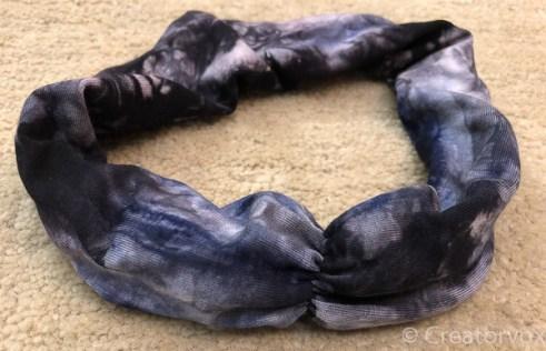 lightweight infinity scarf headband