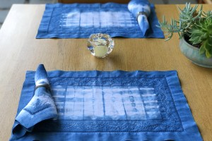 Beginning Shibori Indigo Dyeing: Selection And Preparation