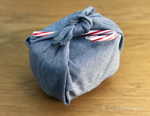 easy handmade gifts furoshiki lunchbox kit
