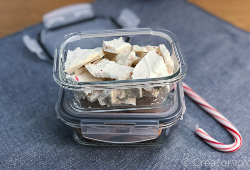 easy handmade gifts zero waste lunchbox treats