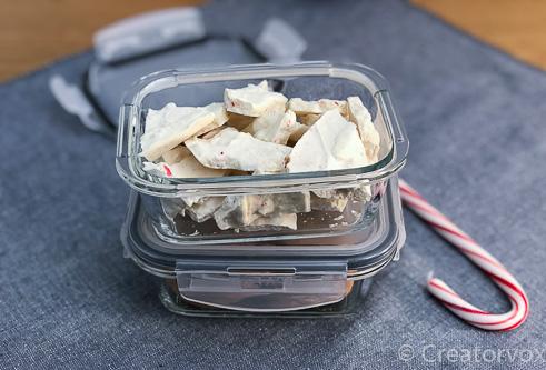easy handmade gifts zero waste lunchbox treats