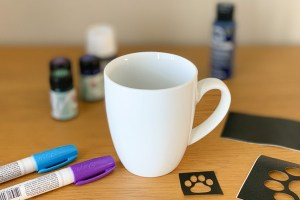 What You Should Know Before You Stencil-Paint A Mug