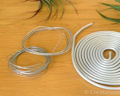 armature wire in different sizes