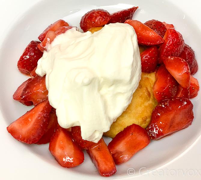 easy strawberry shortcake recipe