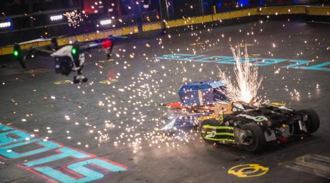 Battle Bots Sparks