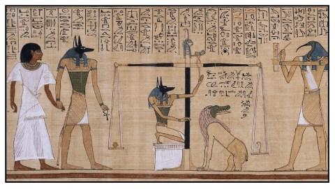 egyptian judgment