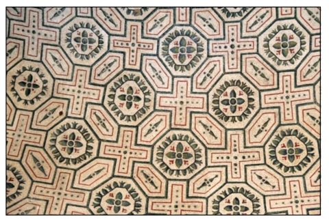 san costanza mosaic