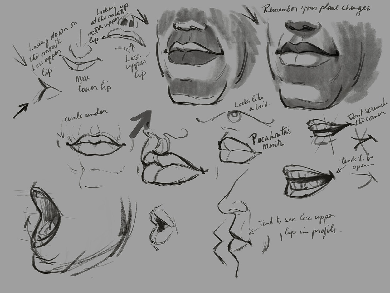 How To Figure Drawing Tutorial Drawing Human Anatomy Lessons