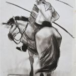 charcoal drawing gallery