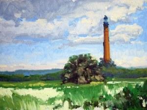 plein air painting class