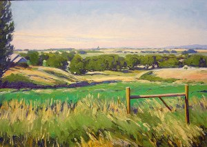 field painting lessons Ronnie Williford