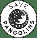 Save the Pangolins Logo Ground Pangolin facts