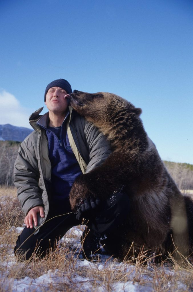 Martin Grizzly Kiss - Creaturefuge