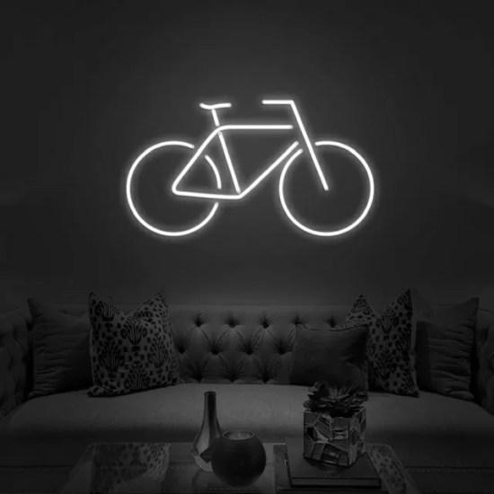 Bici neon