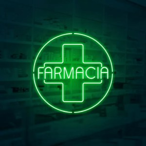 Neon farmacia