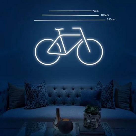 Bicicleta n neon barato