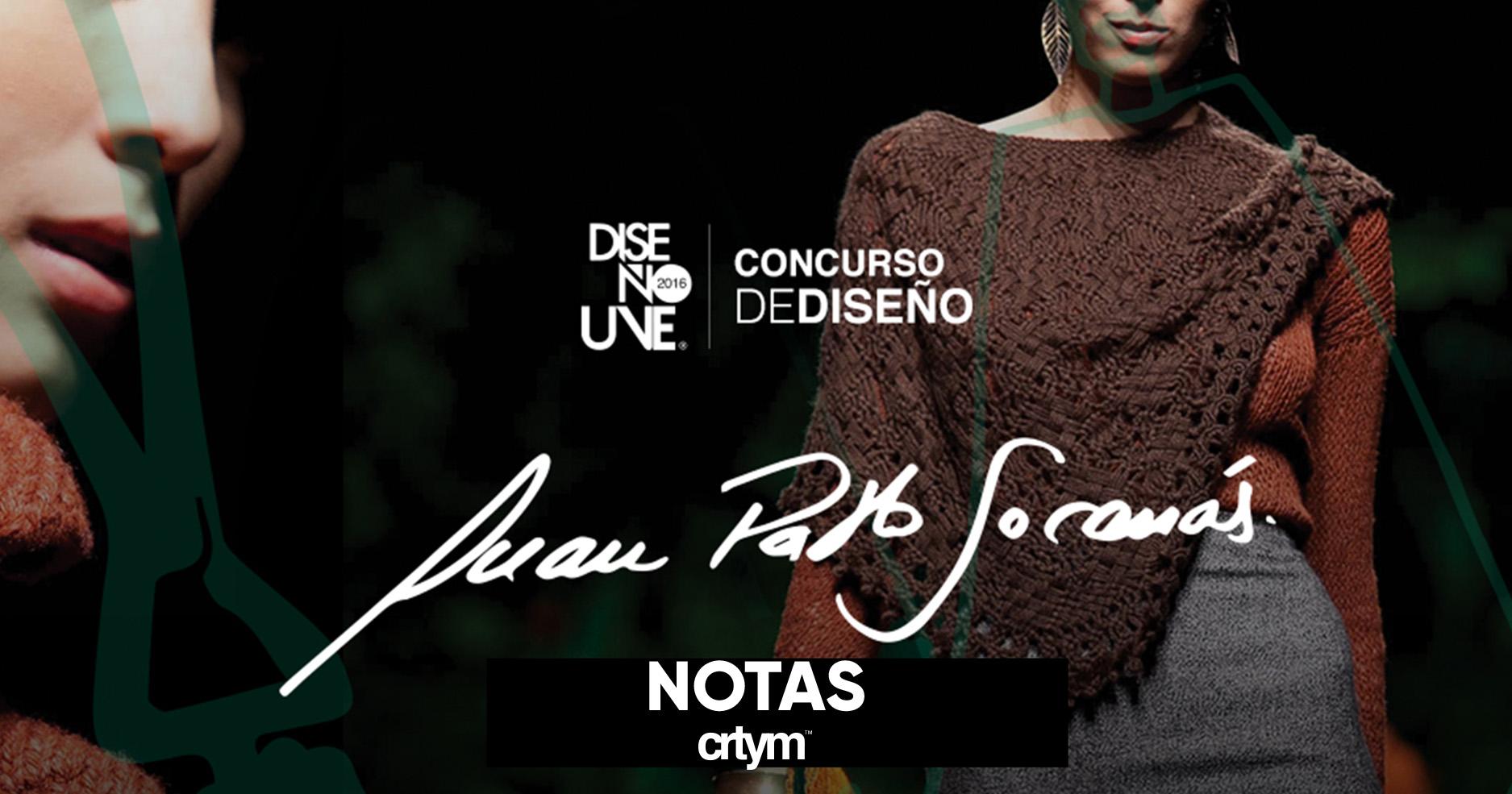 Concurso de diseño: Juan Pablo Socarrás