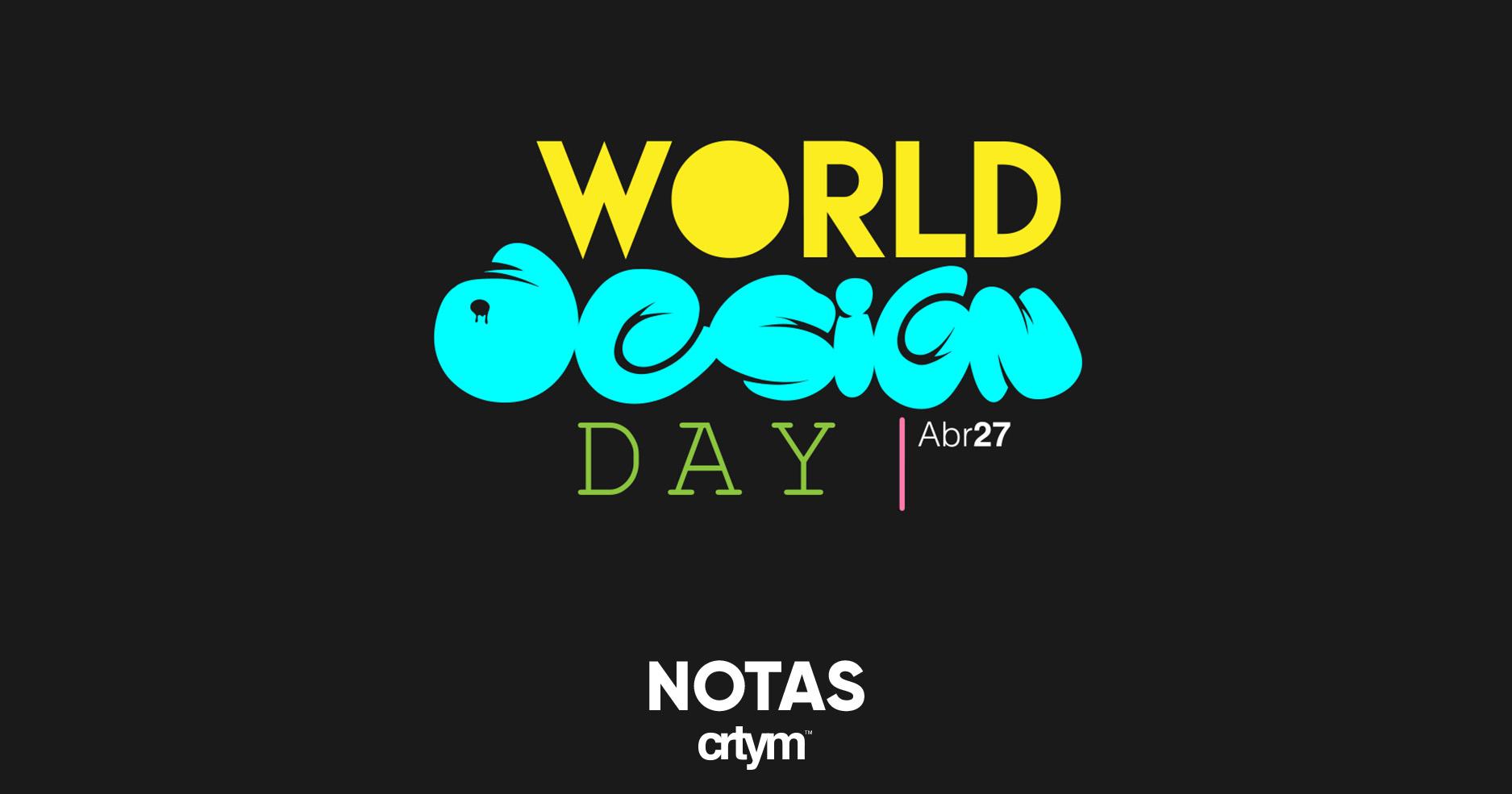 Día mundial del diseño [carta editorial]