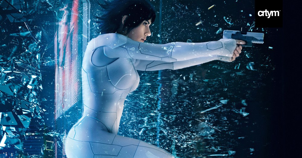 Ghost in the Shell 2017 [review]