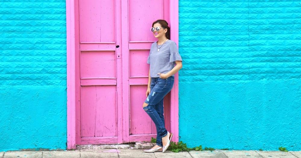 Fotografía de moda con Karen Guerrero