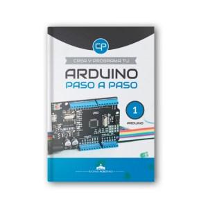 Portada libro Arduino paso a paso