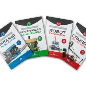 Pack 4 libros para profesores