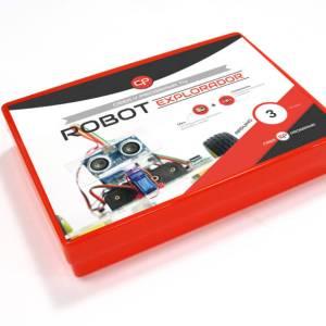 Set completo Robot Explorador