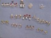 Engeltjes-oorbellen + hangers