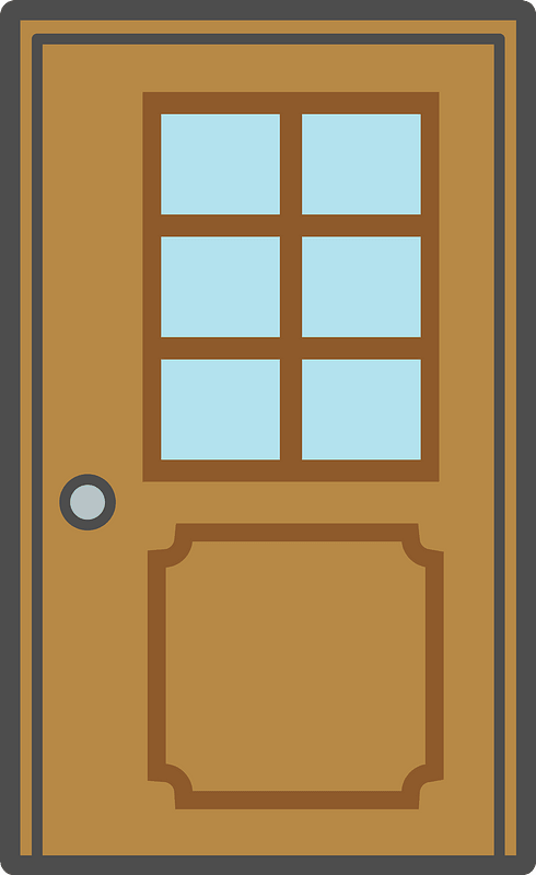 Door Clipart Free Download Transparent Png Creazilla