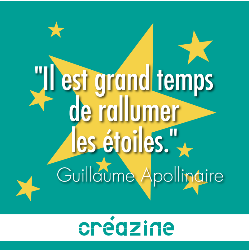 Appollinaire-Citations août 2017