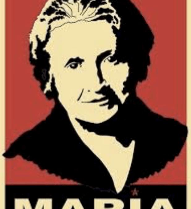 Rencontre inspirante autour de Maria Montessori