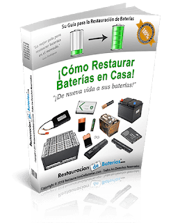 manual restauración baterías