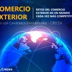 CRECEX le comparte la grabación del Foro: Candidatos Presidenciales