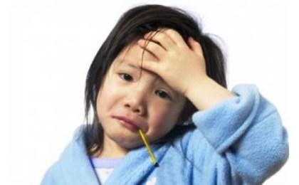 tratamento para virose em crianças