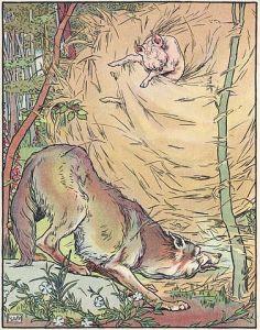 Contos, Fábulas e Histórias para Crianças - Os Três Porquinhos