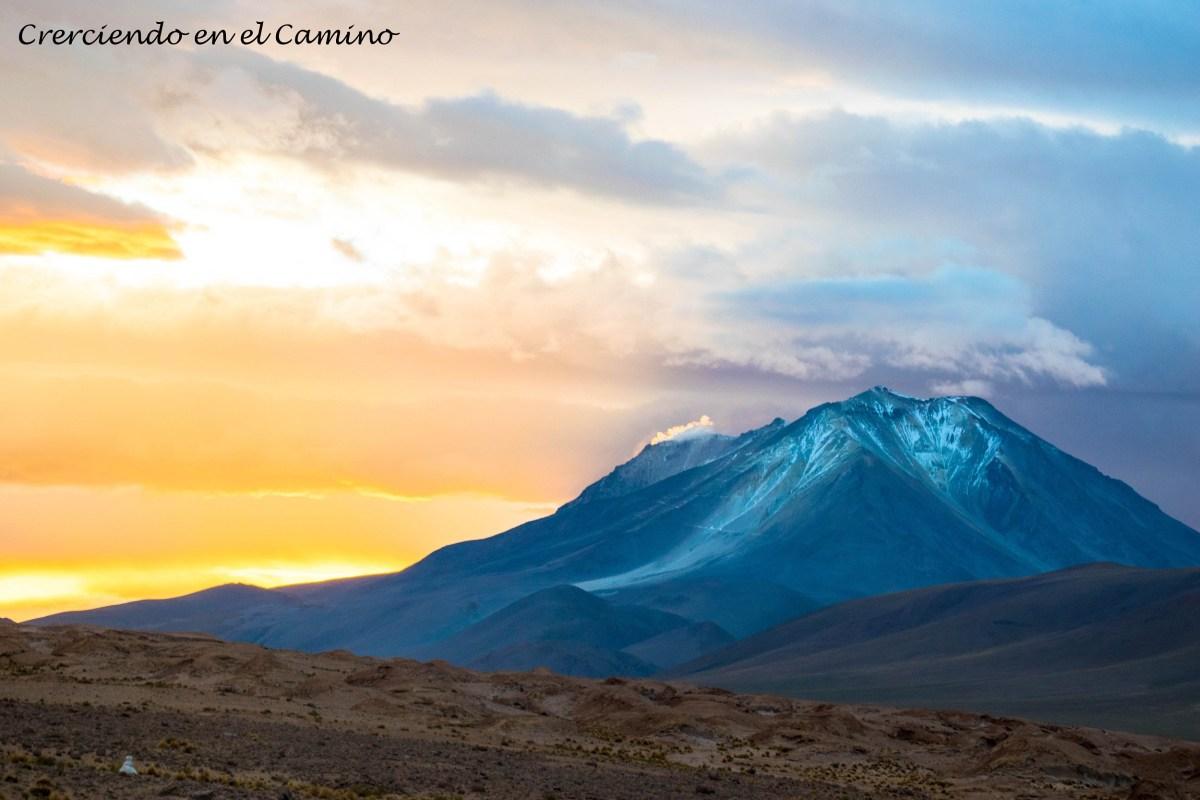 Paso Ollague, uniendo Bolivia con Chile