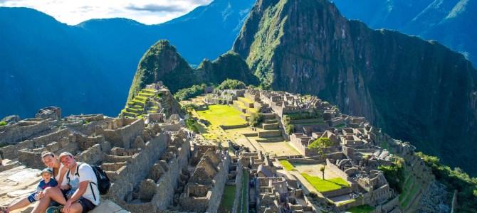 Machu Pichu, la ciudad sagrada