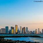 Cartagena, la gran ciudad amurallada colombiana!!!