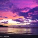 Playas del Pacifico Norte costarricense, zona de mágicos atardeceres!!!