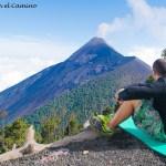 Antigua y Volcán Acatenango, maravillas de Guatemala!!!