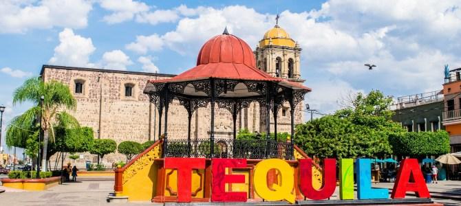 Tequila, México, la ciudad de los agaves!!!