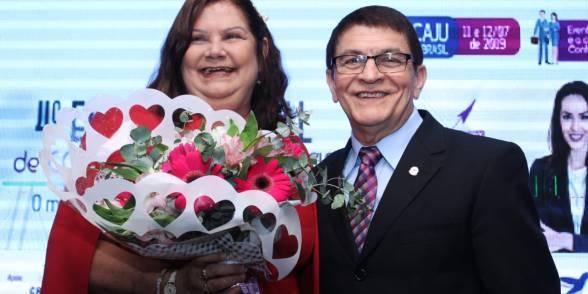 Fatima Sobral e João Teodoro