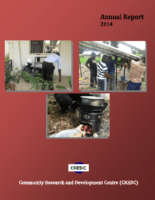 CREDC 2014 Annual Report