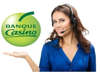 contact banque casino service client
